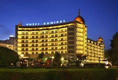 Amiral d'hôtel en sables d'or bulgaria Photographie stock libre de droits