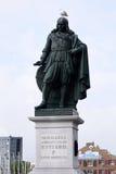 Amiral dans Michiel de Ruyter néerlandais Photographie stock libre de droits