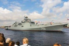 Amiral Essen de navire de guerre de navire amiral Photo libre de droits
