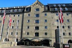 Amiral Hotel de Copenhague Image stock