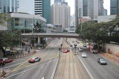Amirauté, Hong Kong Photos stock