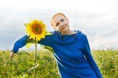 Amis avec la nature Photographie stock libre de droits