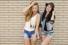 amis d'adolescent Image libre de droits