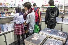 Amis d'Anime Photo libre de droits