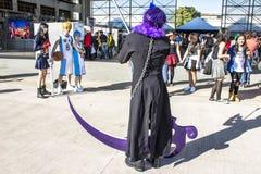 Amis d'Anime Images libres de droits