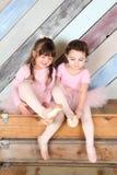 Amis de ballet Images libres de droits