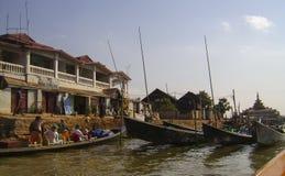 Amis de Fishermans Photo stock