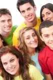 Amis heureux ensemble Photos libres de droits