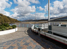 The Amis Reunis, Portmeirion, North Wales Royalty Free Stock Image