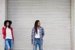 Amis urbains de mode Images stock
