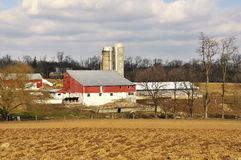 amish αγρόκτημα στοκ φωτογραφίες
