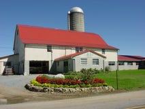 Amish Barn royalty free stock photos