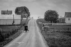 Amish Country Royalty Free Stock Photos