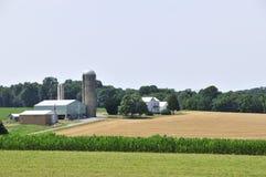 Amish farm Stock Photos