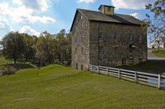 Amish idosos dirigem imagem de stock royalty free