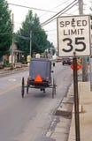 Amish kraj, Lancaster, Pa fotografia royalty free