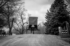 Amish lopp Royaltyfria Foton