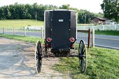 Amish Met fouten stock fotografie