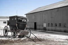 Amish met fouten stock afbeeldingen