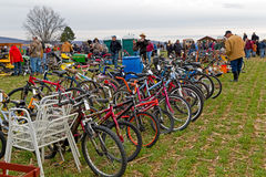 Amish Mud Sale Stock Images