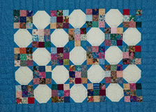 Amish quilt Royalty Free Stock Photography