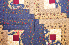 Amish quilt Royalty Free Stock Image