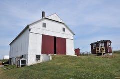 Amish Stajnia Obrazy Stock