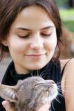 Amistad blanda Foto de archivo libre de regalías