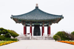 Amistad coreana Bell Fotografía de archivo libre de regalías