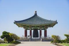 Amistad coreana Bell Imagen de archivo libre de regalías