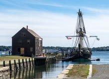 Amistad de Salem Ship Imagen de archivo