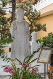 Amitabha Bouddha chez sa Lai Buddhist Temple, la Californie Photo libre de droits