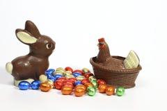 Amitié de chocolat Photographie stock libre de droits