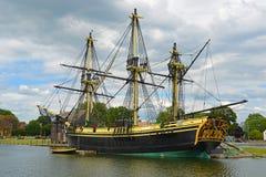Amitié de Salem, Salem, le Massachusetts Image stock