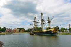 Amitié de Salem, Salem, le Massachusetts Photos libres de droits