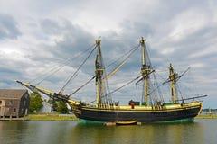 Amitié de Salem, Salem, le Massachusetts Images libres de droits