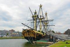 Amitié de Salem, Salem, le Massachusetts Photos stock