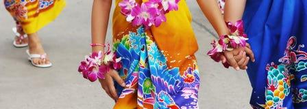 Amitié tropicale Image stock