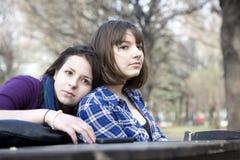 Amizade. Foto de Stock