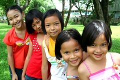Amizade 2 Fotografia de Stock