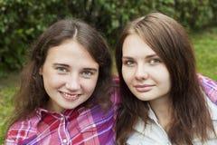Amizade fêmea 2 Imagem de Stock Royalty Free