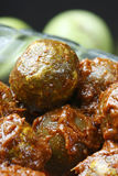 Amla Pickle - A popular Indian pickle Royalty Free Stock Photography