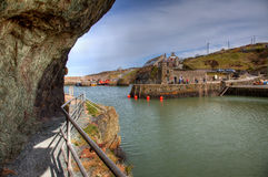 Amlwch Port Royalty Free Stock Images