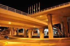 Amman bridges. New bridges project recently open in Amman,Jordan Stock Images