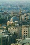 Amman, capitale de la Jordanie Photos libres de droits
