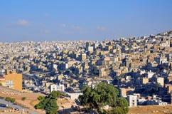 Amman city Stock Photos