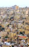 Amman city Royalty Free Stock Photography