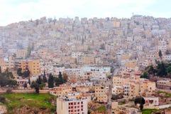 Amman city Stock Photography