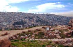 Amman city Stock Images