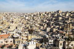 Amman city Royalty Free Stock Photos